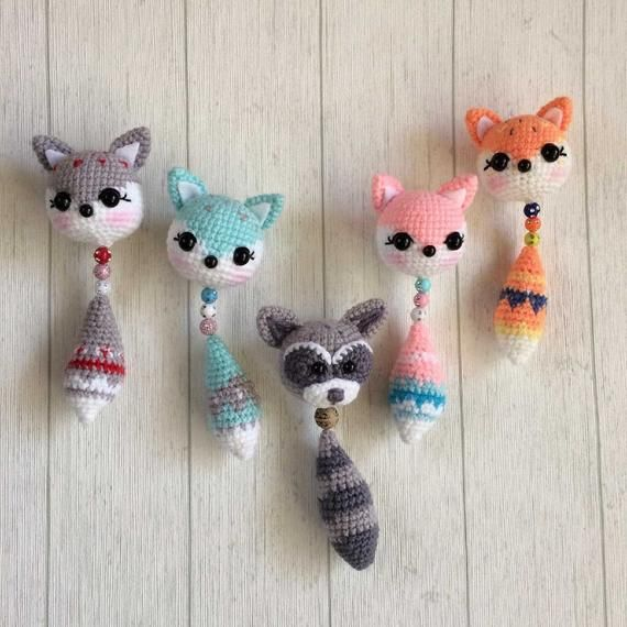Animals Keychain Key ring Key fob Animals Pendant Gift funny Pendant Funny Keychain Pendant Bag ac