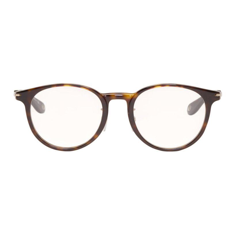 6cf41526dba Givenchy - Brown Tortoise Glasses