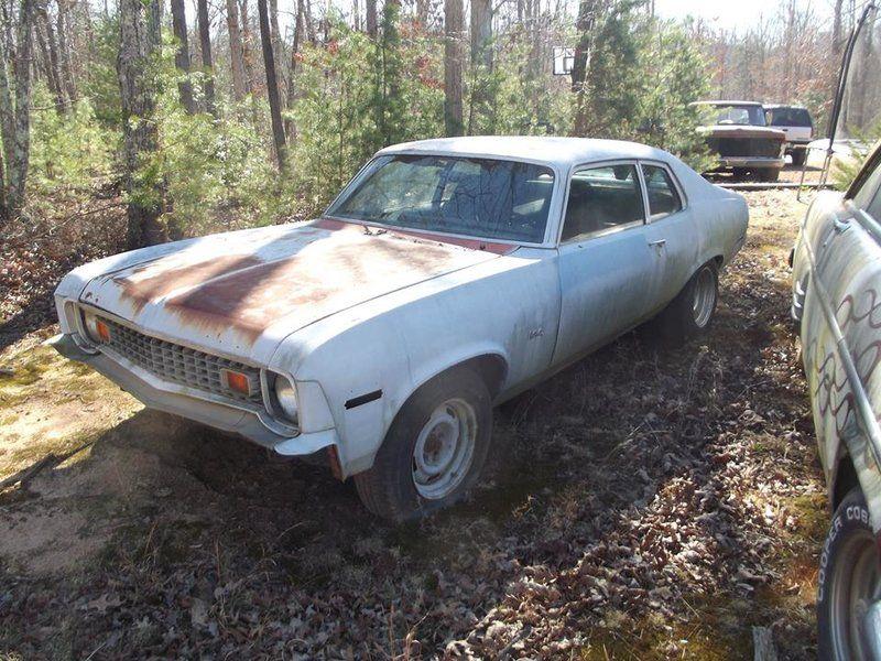 1974 Chevrolet Nova (VA) - $3,800 Please call Richard @ 434-326-7662 ...