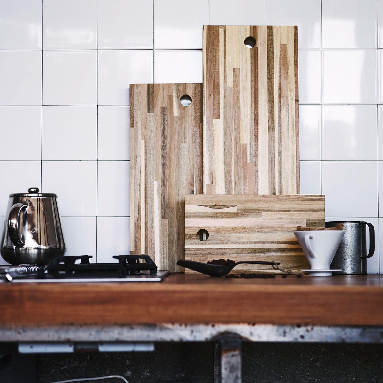 Ikea Kitchen Usa: Ikea Skogsta Collection