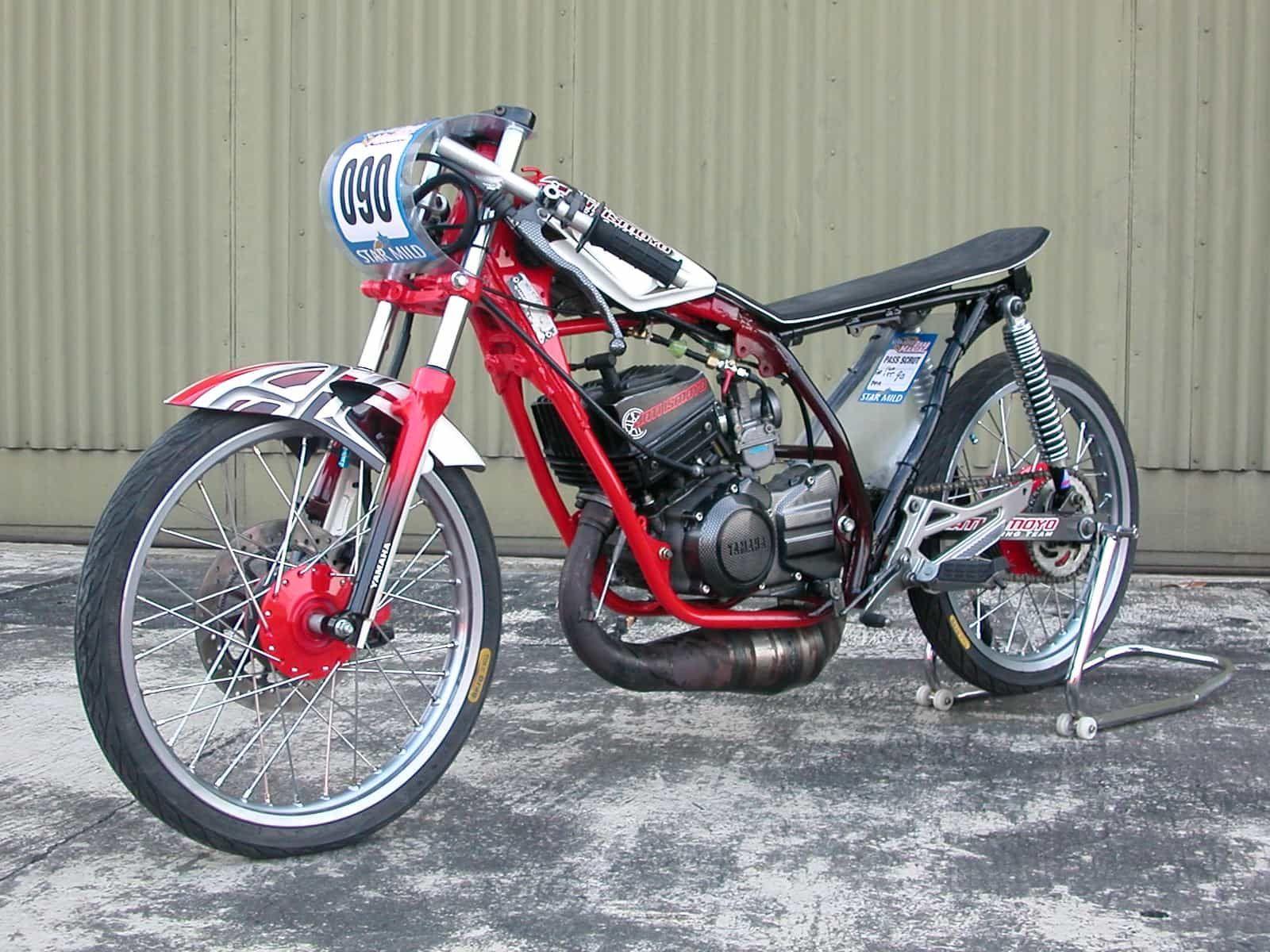 Gambar Modifikasi Motor Drag Foto Modifikasi Motor Drag Motor