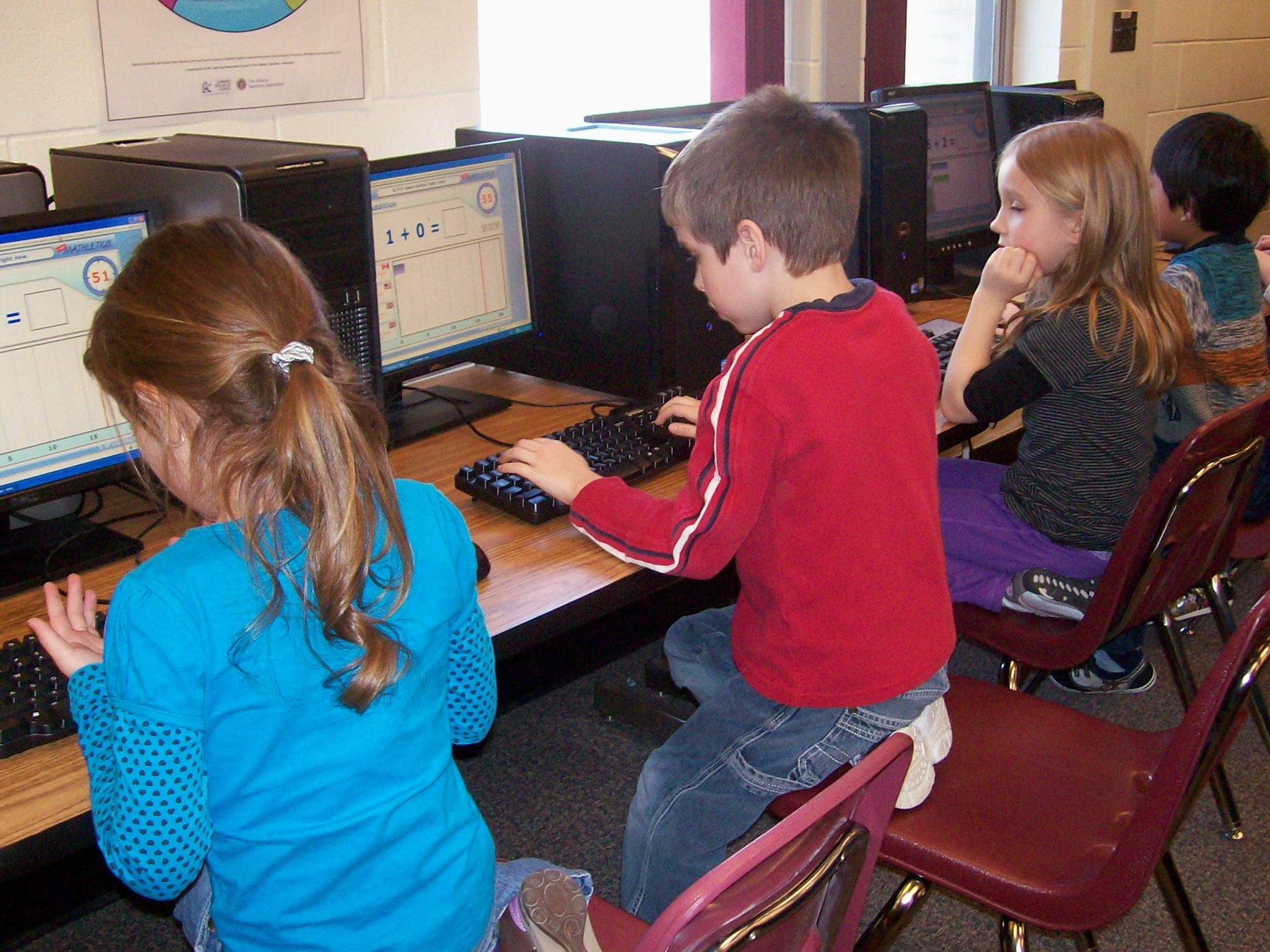 ICT in classrooms. Using gaming to engage students, the competitive ...