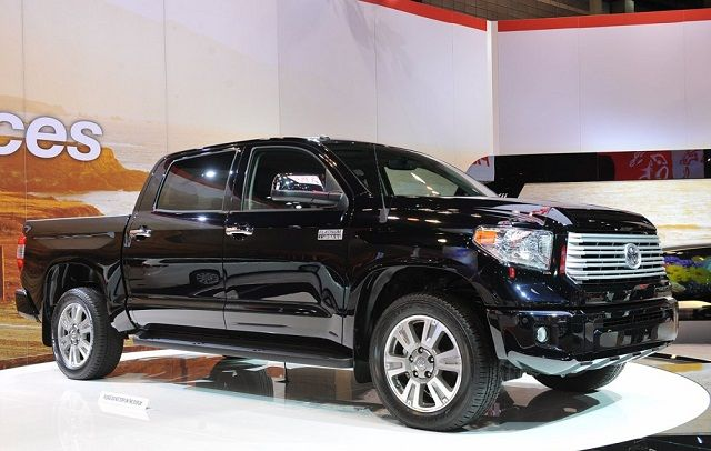 2016 Toyota Tundra Price Planet