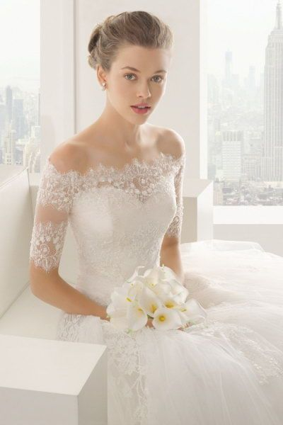 3c7e803a5d6e0 313 USD Rosa Clara SHEILA price wedding dress | wedding things ...