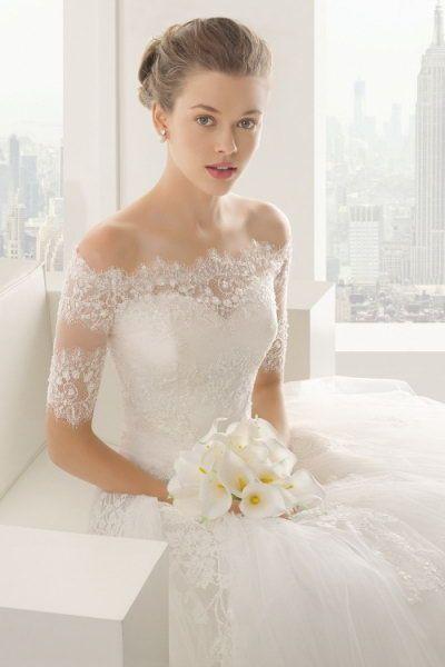313 Usd Rosa Clara Sheila Price Wedding Dress Rosa Clara Style Sheila Celebrity Wedding Gowns 2015 Wedding Dresses Wedding Dresses