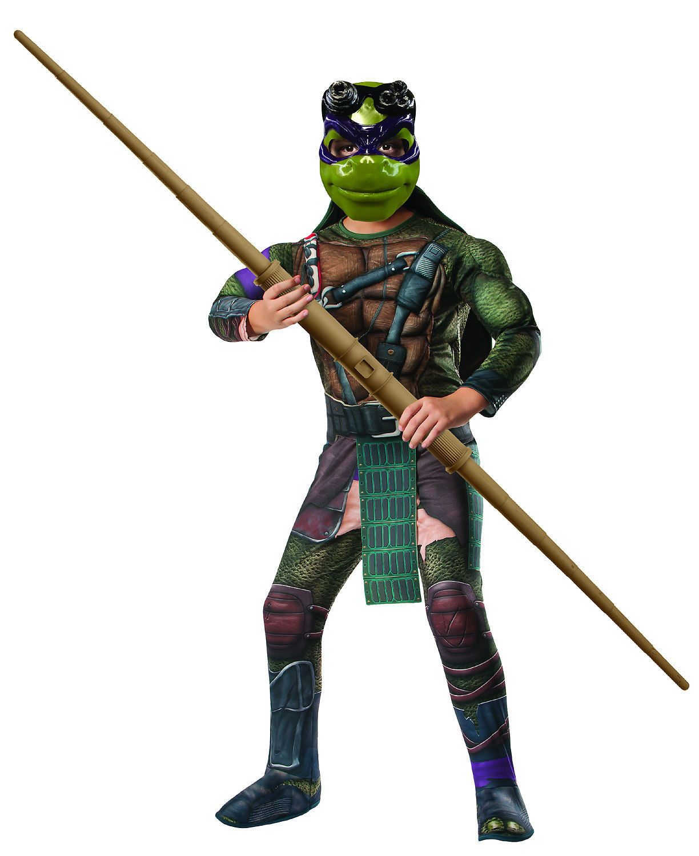 Small Donatello Teenage Mutant Ninja Turtle Tmnt Costume