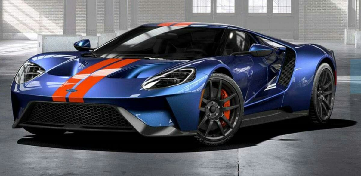 2019 Ford Gt Carbon Series Ford Gt Car Ford Best Luxury Cars