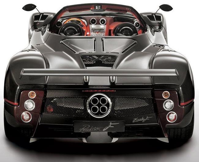 Pagani Zonda Roadster F Clubsport   Exotic Automobiles   Pinterest