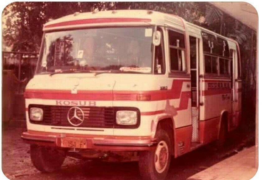 Mercedes Benz 508d P O Kosub Bersama Sumber Buserbus Bbs