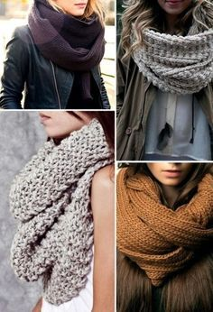 cable,knit infinity scarf in taupe