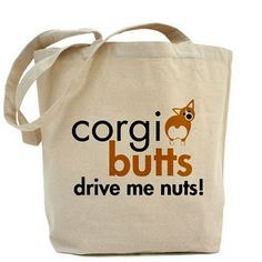 corgi butt magnet - Google Search