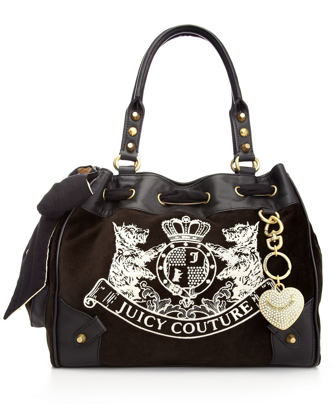 Juicy Couture - Scotty Embroidery Daydreamer Bag
