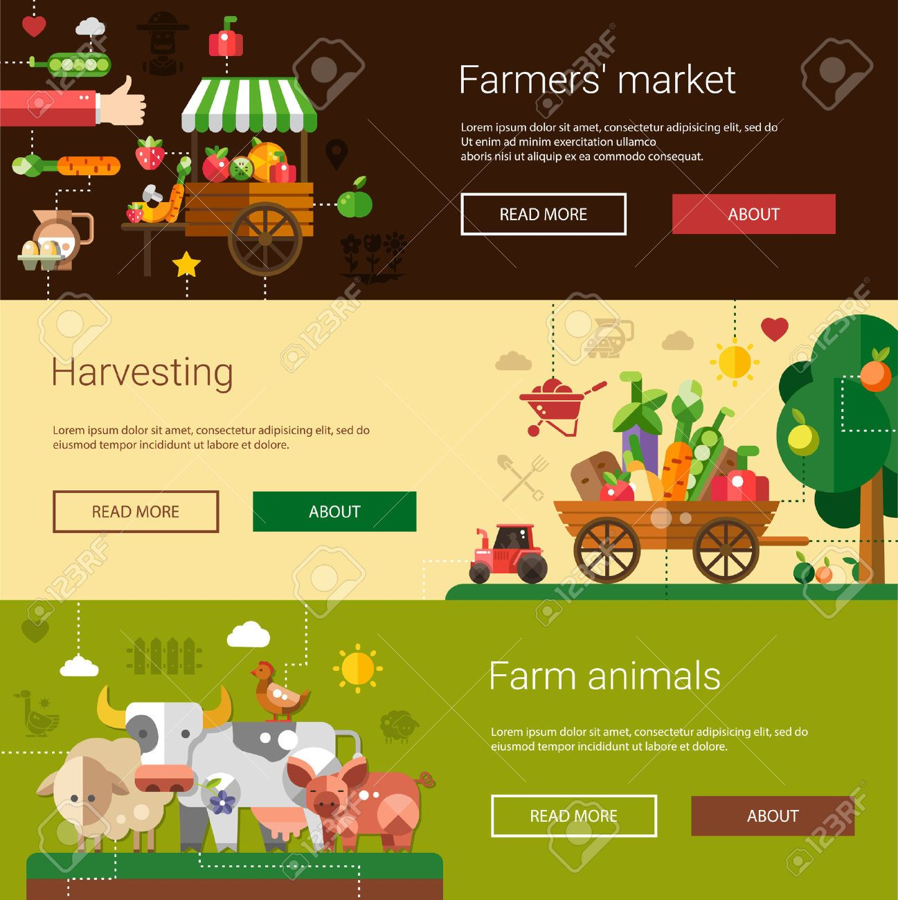 Free farm flyer template google search csa flyer pinterest free farm flyer template google search pronofoot35fo Image collections