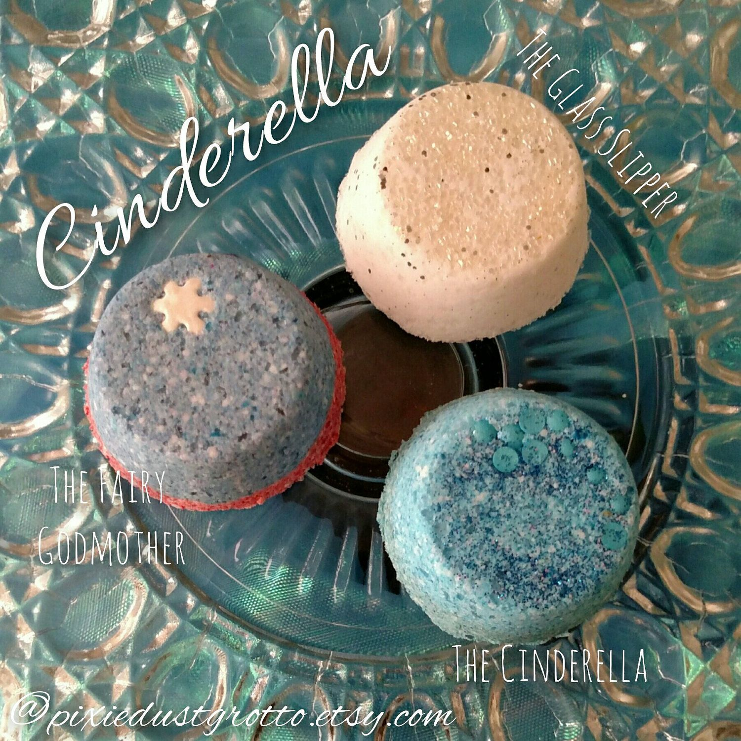 Next Up for Release Our Disney Princess Cinderella Inspired Bath