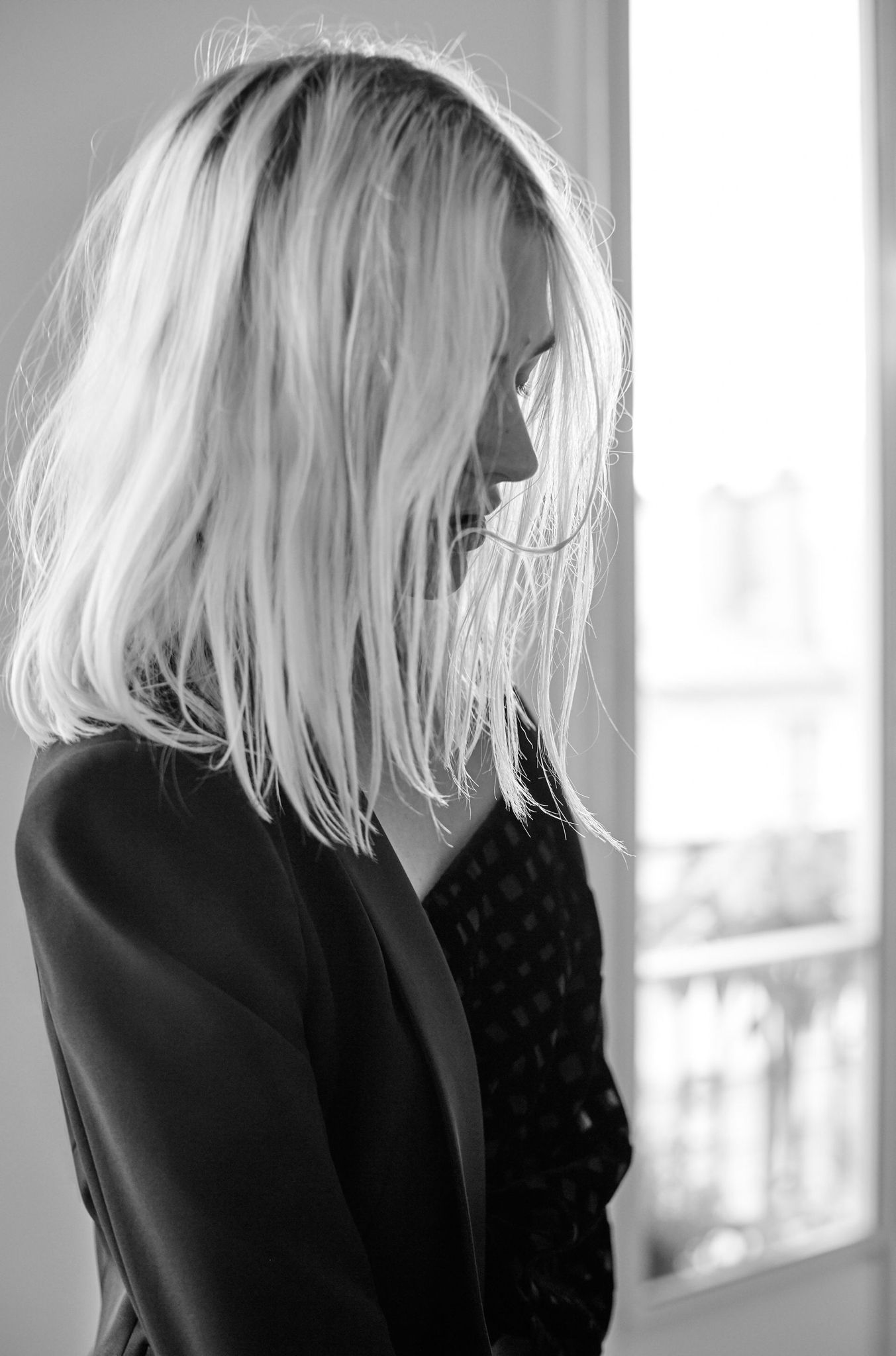 Pin by l m k on hair pinterest blond hair style and silver hair