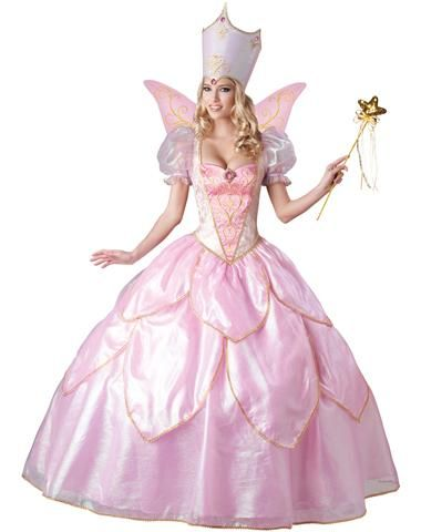 Glenda the Good Witch Adult Womens Costume Dress up Pinterest