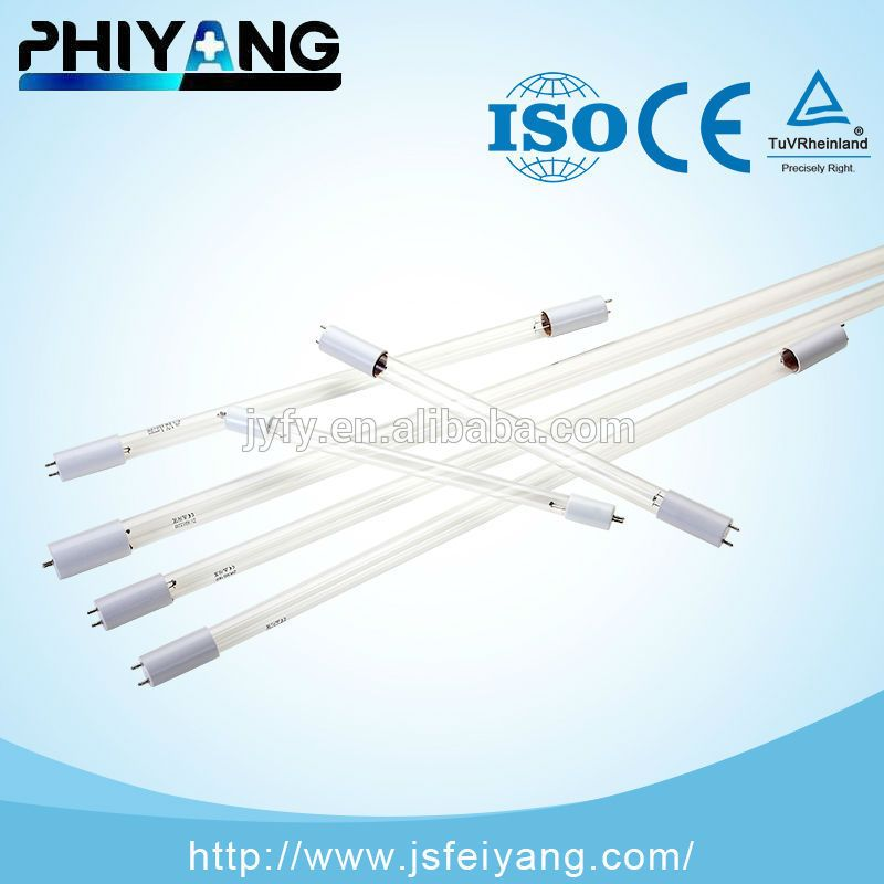 Ultraviolet Spectroscopy Quartz Uvc Lamp 20w 40w Uv Lamp Tube Light Ultra Violet Uv Lamp
