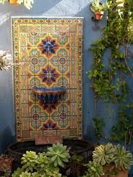 Image result for tiled water feature