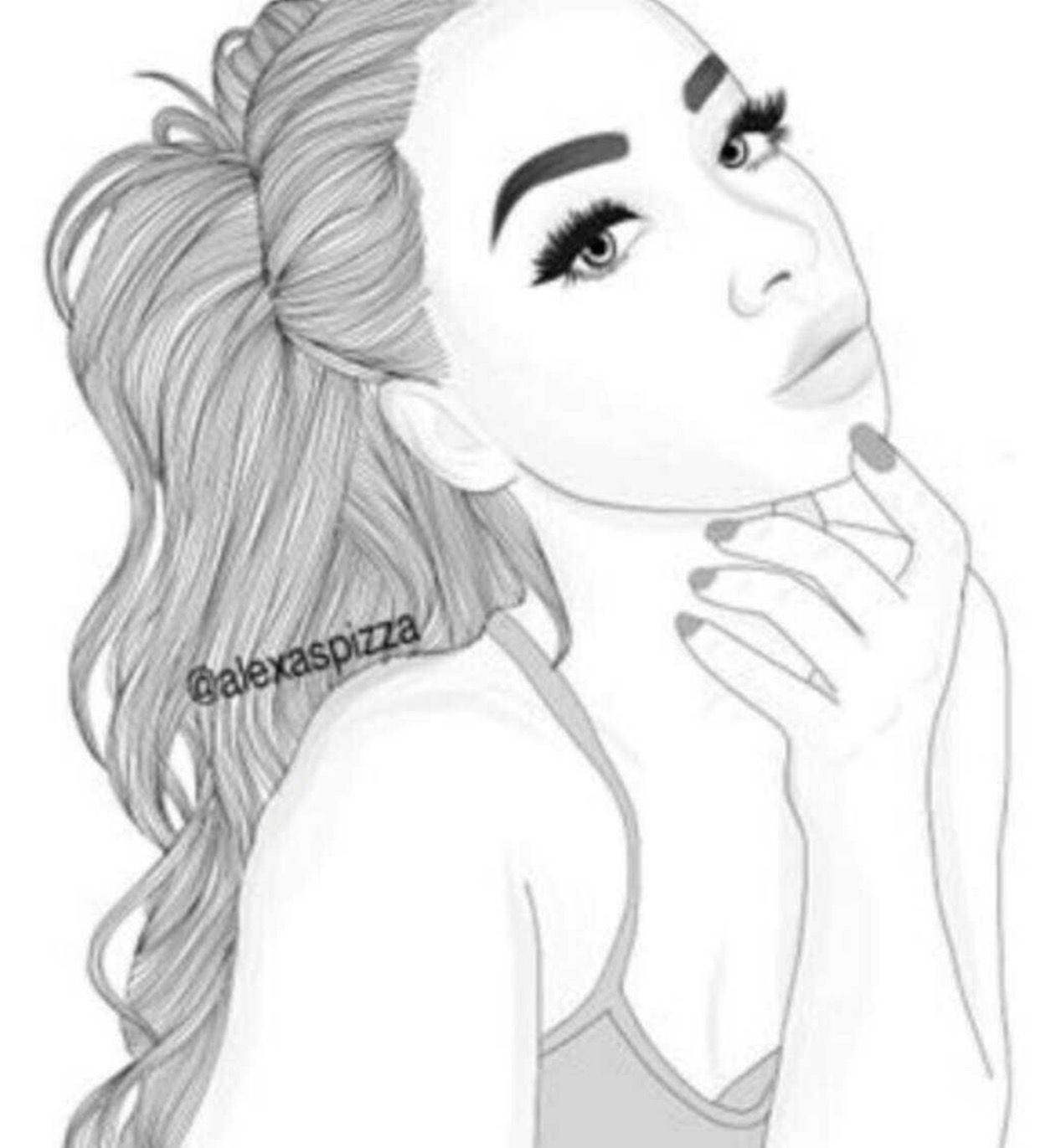 Pin By Kimberly On Pretty Sketches In 2018 Pinterest Dessin