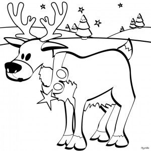 17 best images about christmas santas reindeer coloring pages on pinterest coloring pages for kids coloring pages and teaching