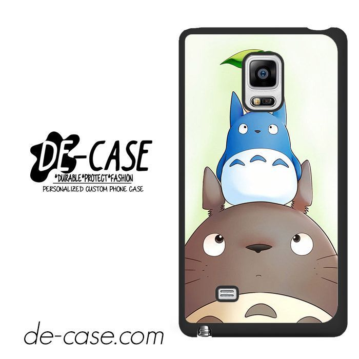Totoro And Friends 2 Fandy DEAL-11344 Samsung Phonecase Cover For Samsung Galaxy Note Edge