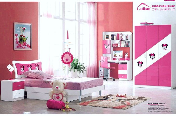 Decorate Children\'s Bedroom by Mickey Mouse Bedroom Furniture ...