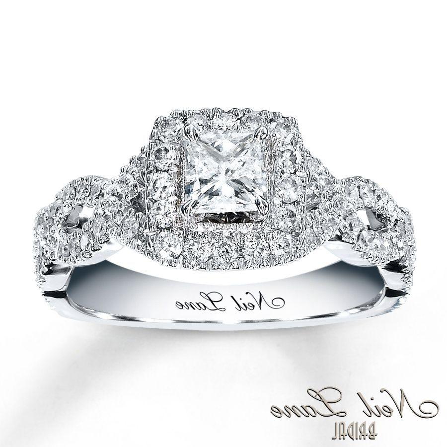 Beau Neil Lane Blue Diamond Engagement Rings