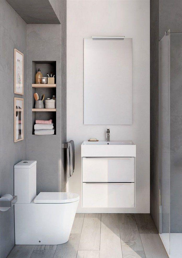 Les Toilettes Suspendues Sont Parfaites Pour La Petite Salle De Bain