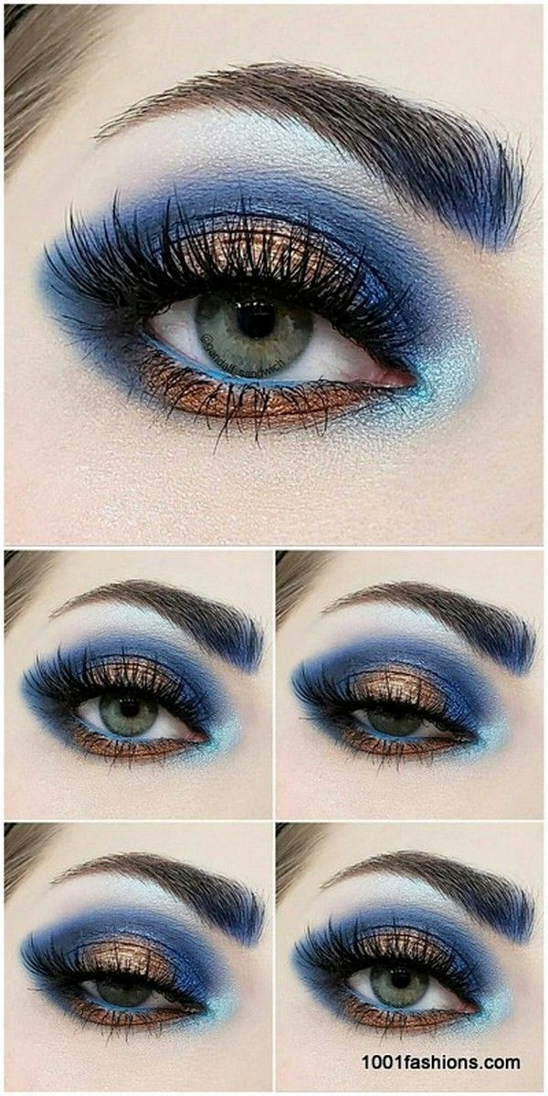 Trendy and Best Eye Makeup Look Ideas To Try in 2020