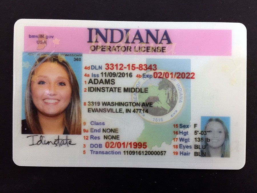 getting drivers license after 18 indiana