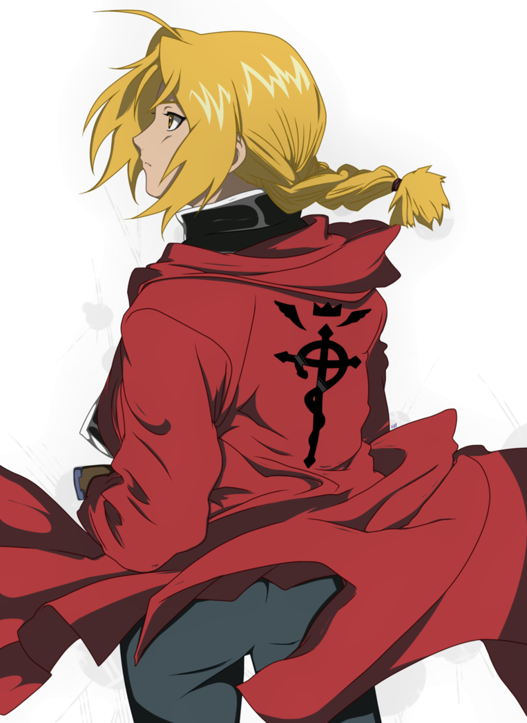 Elric by Goroshi-Hime on DeviantArt