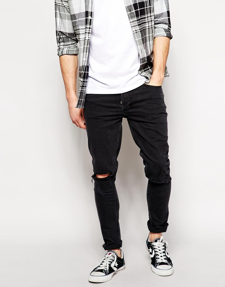 0a8a1863b56 River Island Skinny Stretch Jeans   Clothes   Skinny fit jeans ...