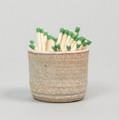Small Ceramic Match Striker in 2020 Hand painted dishes