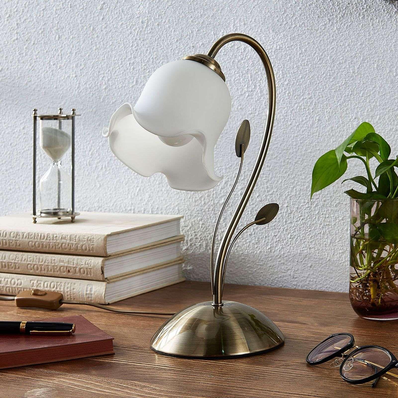 Lampe d'ambiance décorative forme fleur Nuppu
