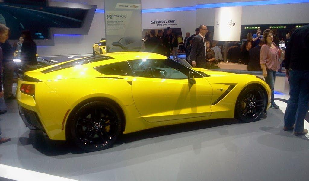 autothrill: Chevrolet Corvette