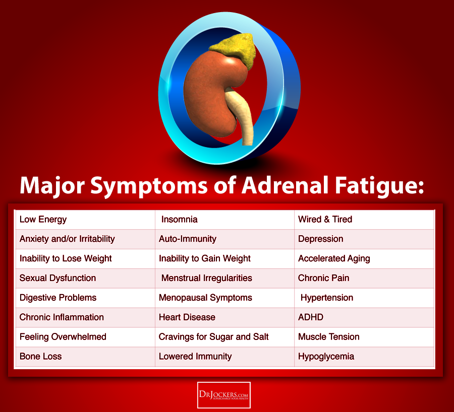 How To Test Your Adrenal Function Adrenal Fatigue Pinterest