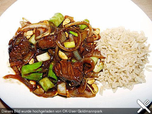 Photo of Beef with onions from neocard | Chef