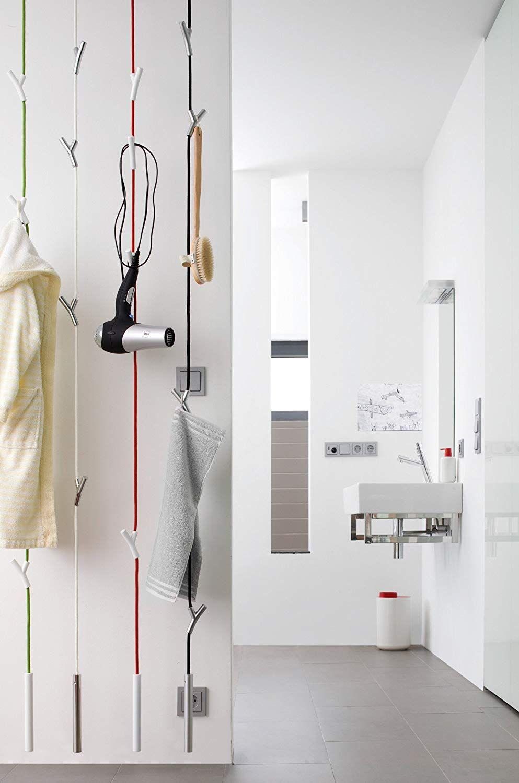 Authentics 8085695 Garderobe Wardrope L 300 Cm Blau Weiss
