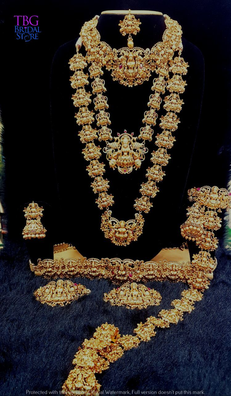 Pin By Neelam Yadav On South Indian Bridal Jewellery Bridal Jewelry Sets Brides Indian Bridal Jewelry Sets Bridal Jewelry Sets