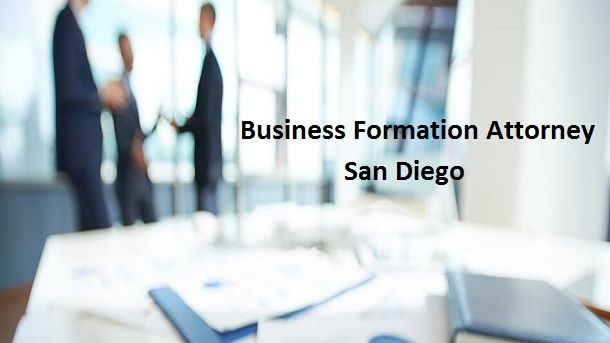 San Diego Business Formation Attorney Personal Injury Attorney