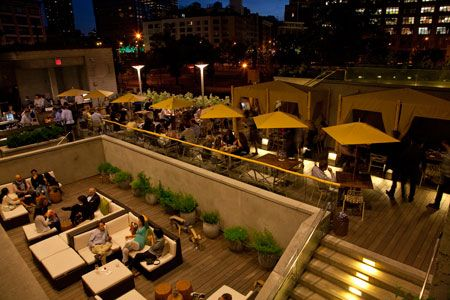 Pin by Kristin Cullen on city proper   Manhattan restaurants ...