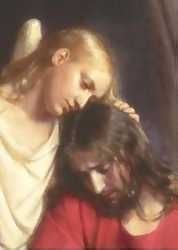 Comforting Jesus