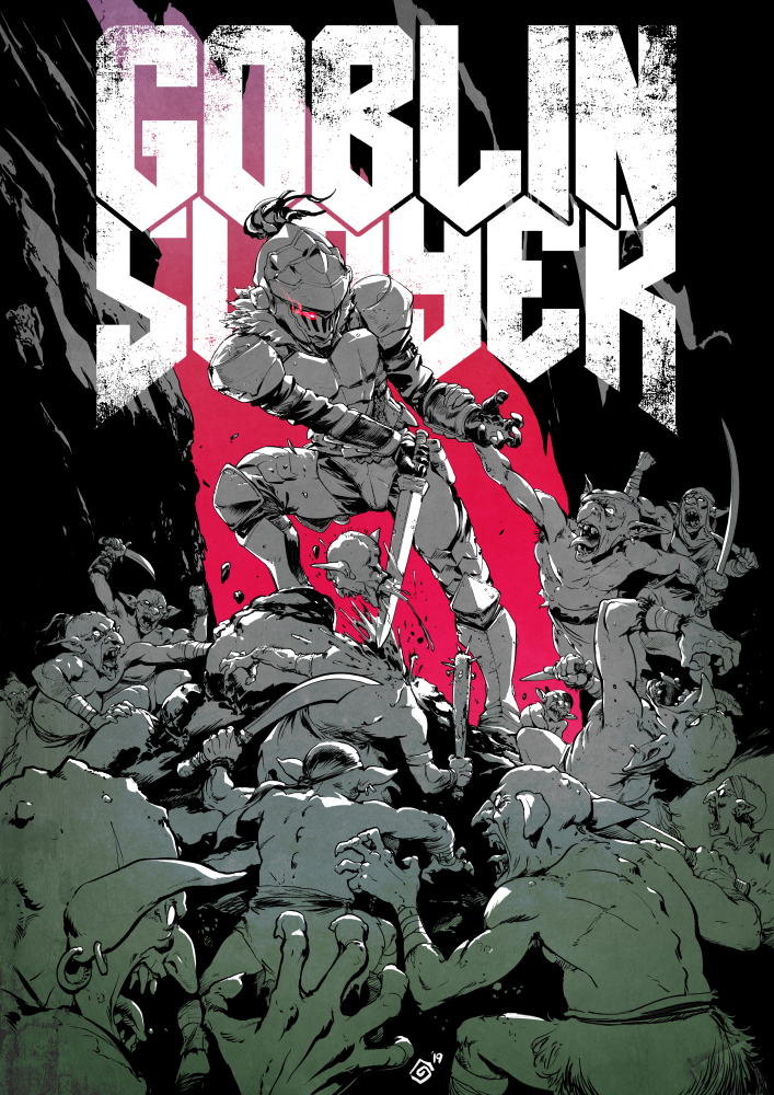 Goblin Slayer By Smolb On Deviantart Goblin Slayer Slayer Anime