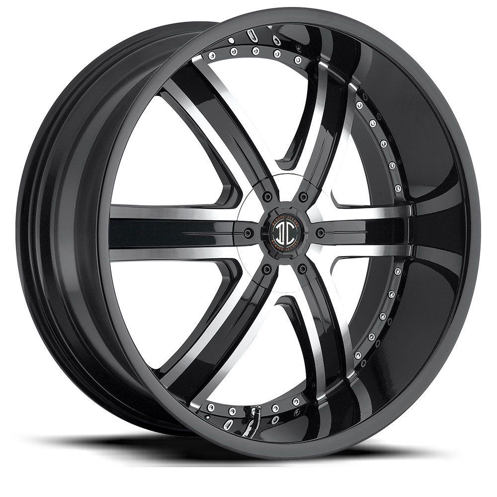 No4 Wheel 2crave Alloys Custom Wheels Wheel Rims For Cars