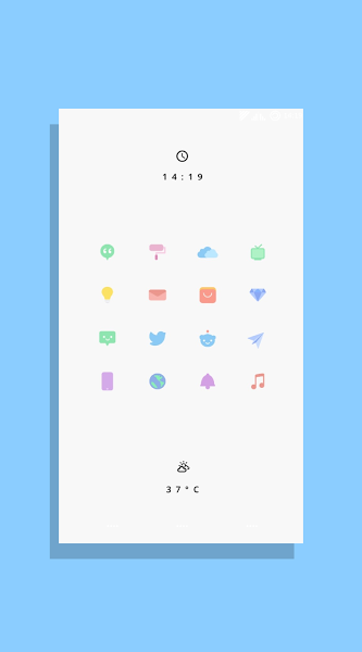 Kecil - Icon Pack for Android v1 0 2 [Paid] Kecil - Icon