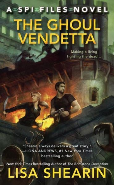 The Ghoul Vendetta (SPI Files Series #4)