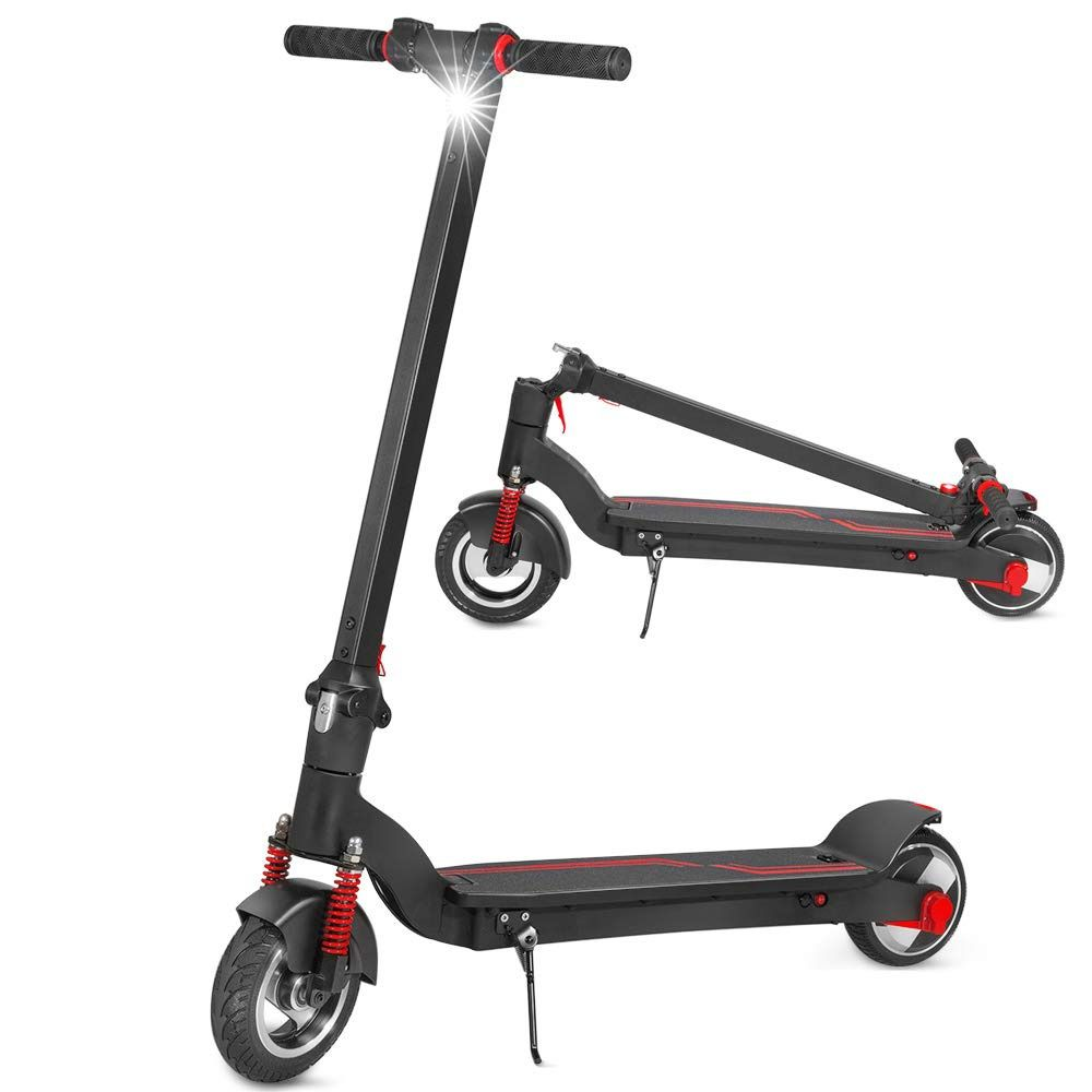 Advertisement Ebay Xprit 8 Electric Scooter With Shock Absorbers