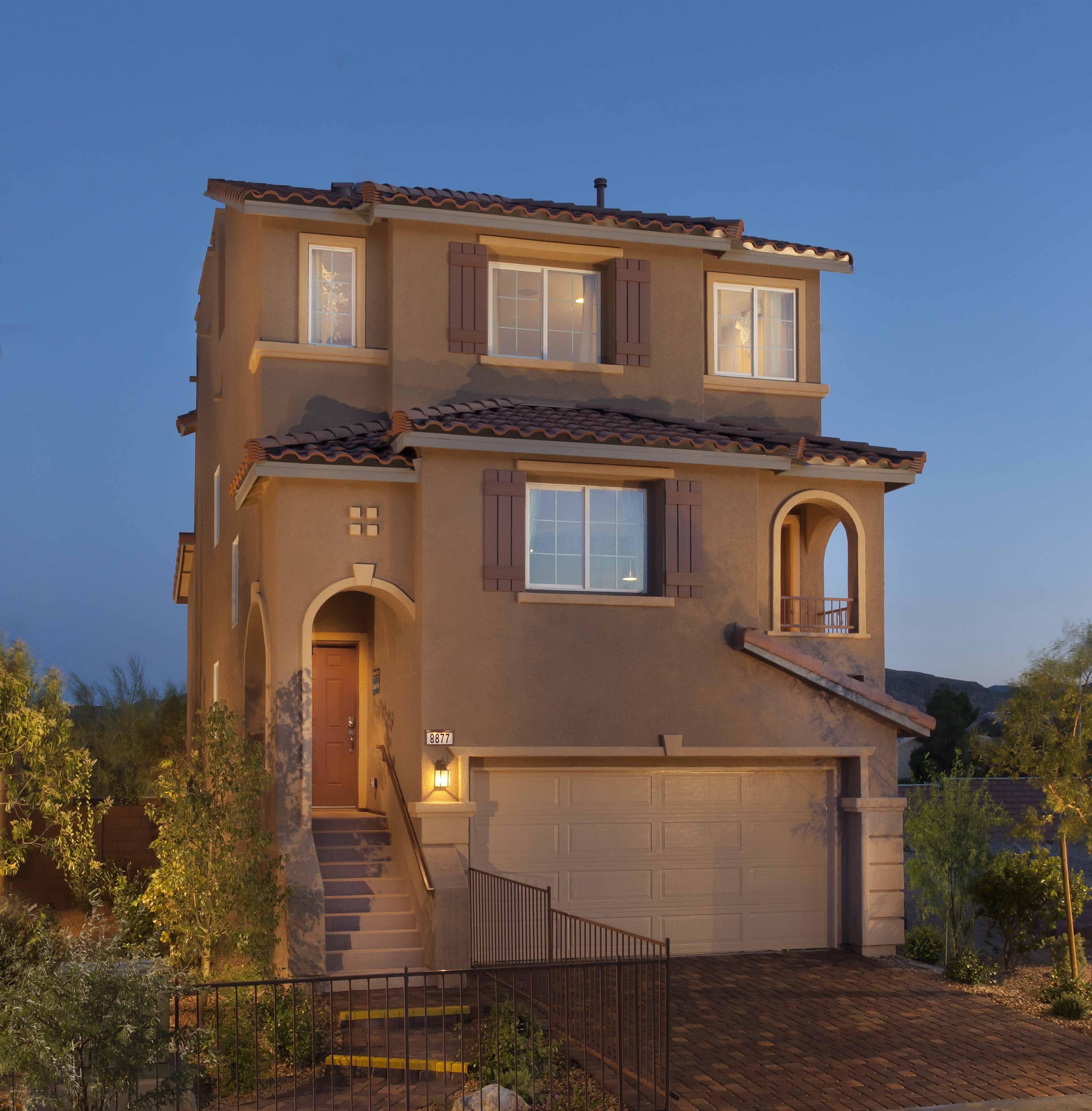 Exterior at Maravilla Vistas by Ryland Homes