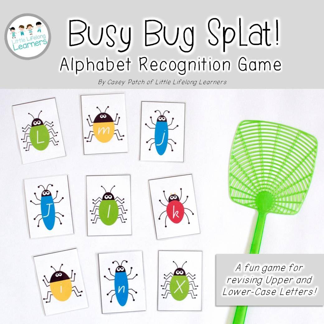 Busy Bug Splat