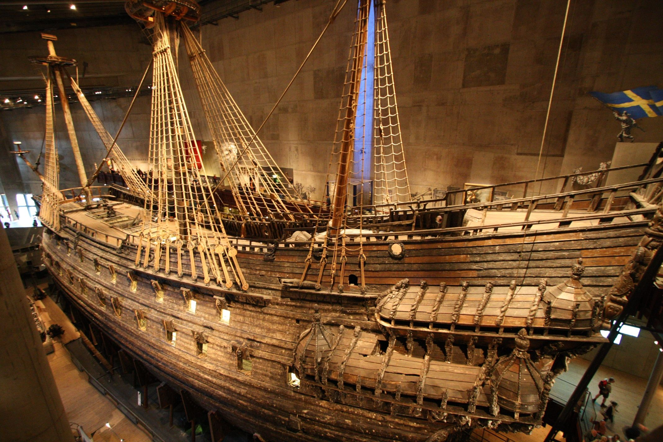 Vasa Museum in Sweden